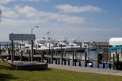 Port St Joe Marina