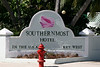 """The <b>Southernmost Hotel</b> is across the street from the Dewey House Bed & Breakfast and the La Mer Bed & Breakfast.  They are part of the <a href=""""http://www.southernmosthotel.com/"""" target=""""_blank""""> <b>Southernmost Hotel Collection</a></b>. (June 4, 2008)"""