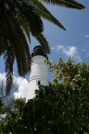 The Key West Lighthouse & Keeper's Quarters Museum / June 5, 2008
