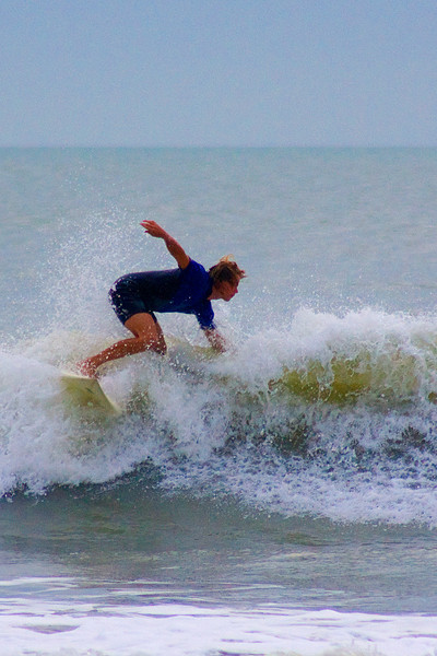 Some surfer trying to be like Darcie