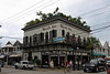 <b>The Bull, Whistle Bar, and Garden of Eden</b> - <b>The Bull</b> and <b>Whistle Bar</b>, located on the corner of Duval and Caroline Streets, is the oldest and last of the old-time Duval open air bars in Old Town Key West.<br> <br> The <b>Whistle Bar</b>, which is just above The Bull, is the perfect spot to observe Old Town Key West from above while sipping a tropical beverage. The <b>Garden of Eden</b> located on the rooftop of The Bull and Whistle Bar is Duval Street's only clothing optional bar.