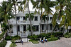 <b>La Mer Hotel - Across the Way from Southernmost on the Beach</b> - One of the many beautiful views from our room :)<br> <br> La Mer Hotel was built in Key West around the early 1900s and received a multi million dollar renovation in 2003.
