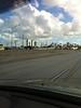 <b>Miami Skyline</b> - <b>Getting closer to Bayside</b> [B]