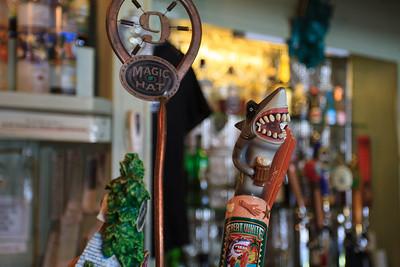 Om Bar Beer Taps