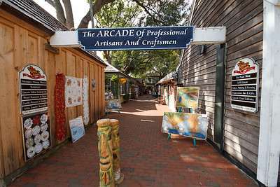 The Arcade of Professional Artisans