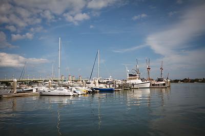 St Augustine Harbor