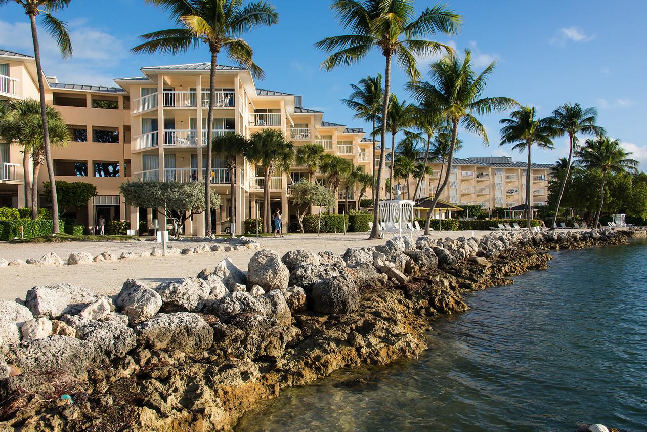 Pelican Cove Resort, Islamorada, Florida - December 2013
