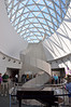 More of the interior of the Dali Museum.