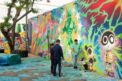 Wynwood, Miami.