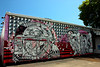 Mural created by Raoul and Davide Perre aka HOW & NOSM