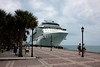 Celebrity Equinox docked at Mallory Square