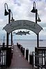 Pier at Snook's Bayside Restaurant & Grand Tiki Bar - Key Largo