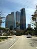 Part of the Miami Skyline