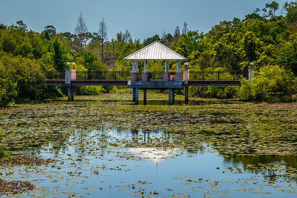 Florida Botanic Gardens & Heritage Village 2017