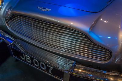 Bond 007 Aston Martin