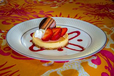 Florida House Dessert