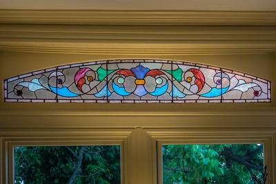 Florida House Stained Glass