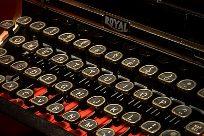 The Golden Typewriter