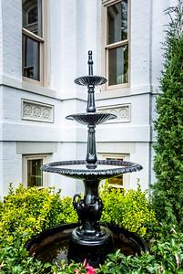 Florida House Garden Fountain
