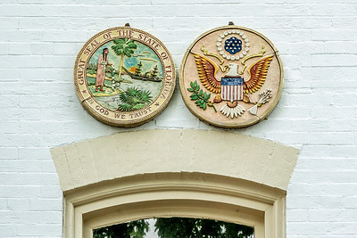 Florida House State Seals