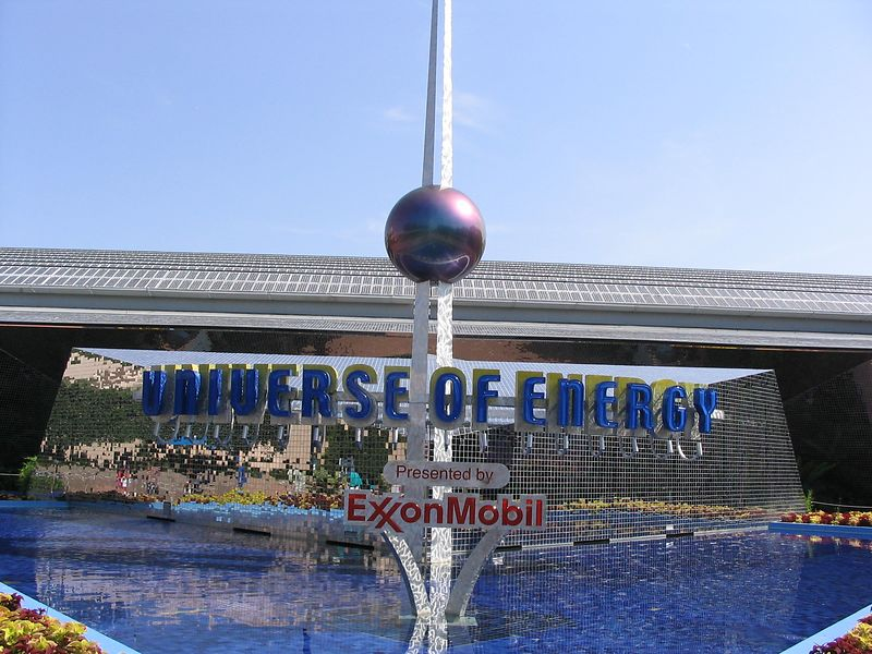 1 EPCOT first - Universe of Energy