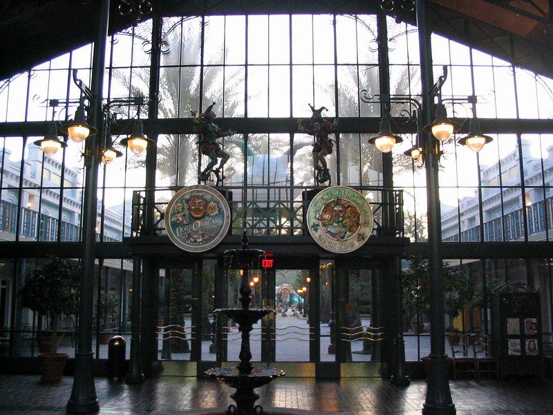 4 lobby