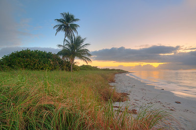 Sunrise.  Bahia Honda Key, Florida
