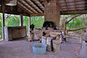 Blacksmith shop at Fort Zachary Taylor