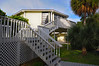 Our octagon house timeshare for the week at the Topsider Resort in Islamorada.