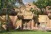 Temple Building - Bengal Tiger Exhibit