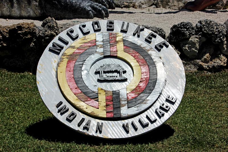 Miccosukee Indian Village