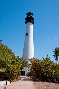 Florida Vacation - March 2011 - Lighthouse at Key Biscayne