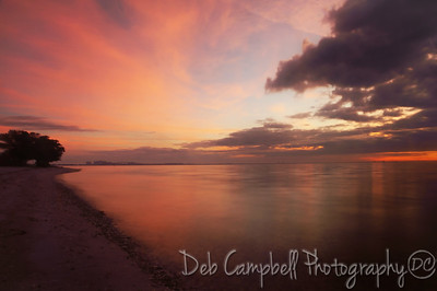 Pastel Skies at Sunrise Sanibel Causeway Sanibel, Florida