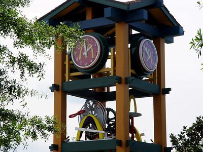 McDonald's Clock Tower at Downtown Disney®