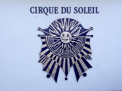 Cirque du Soleil in Pleasure Island