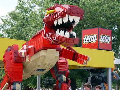 The Lego® Store Downtown Disney®