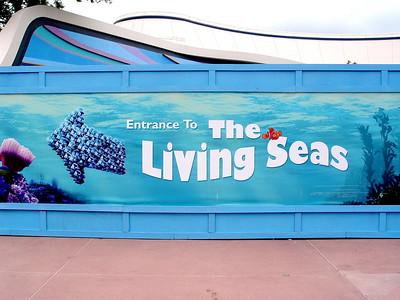 The Living Seas - Future World
