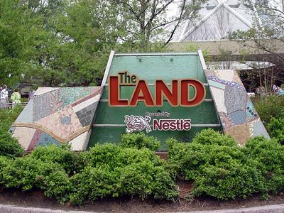 The Land - Future World