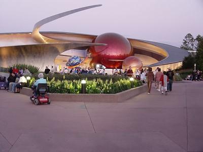 Mission: SPACE Pavilion - Future World
