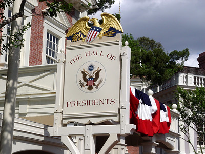Hall of Presidents - Liberty Square