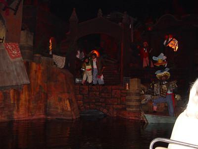 Pirates of the Caribbean - Adventureland