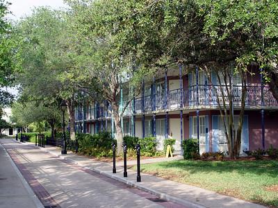 Port Orleans Resort - French Quarter / April 7 - 12, 2006