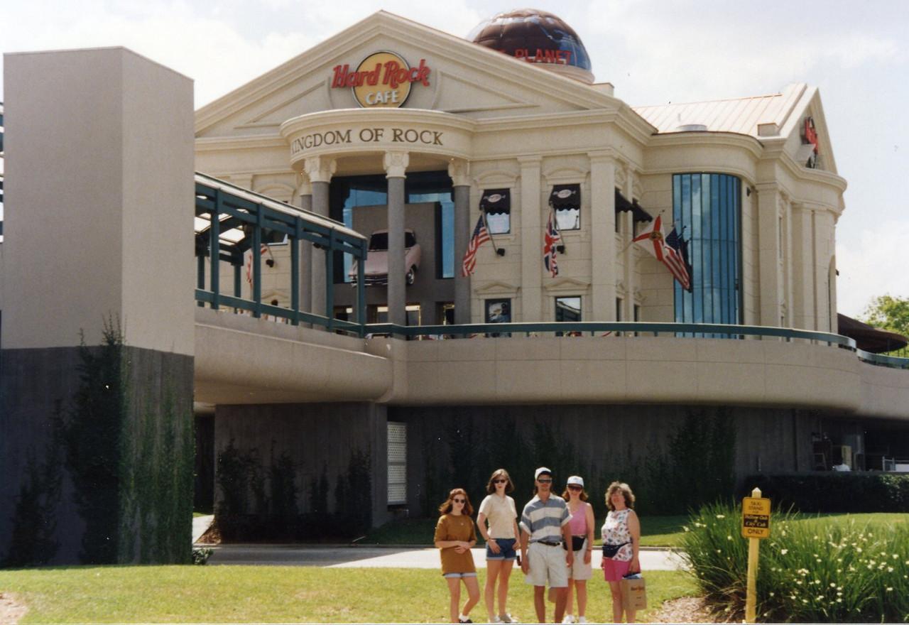 Hard Rock Cafe, Orlando