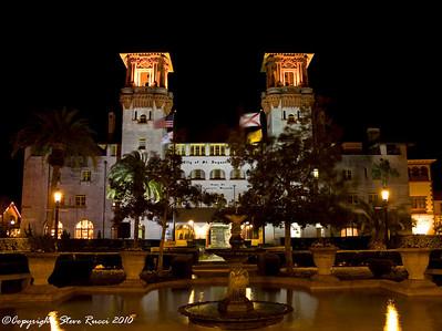Lightner Museum (originally Hotel Alcazar), St. Augustine, Florida.