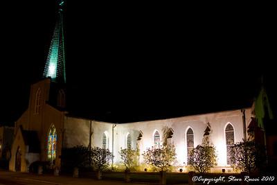 Trinity Episcopal Church, St. Augustine, Florida.