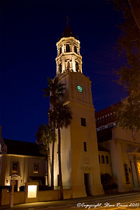 Cathedral Basilica, St. Augustine, Florida.