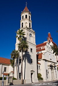 Cathedral Basilica St. Augustine, Florida