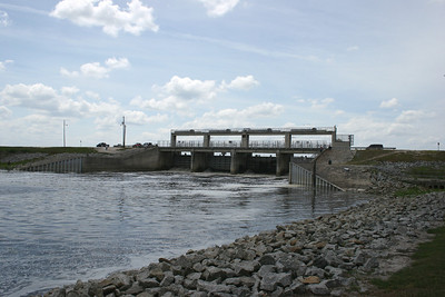 The Kirkpatrick Dam.