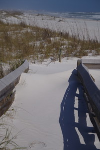 Florida snow drifts