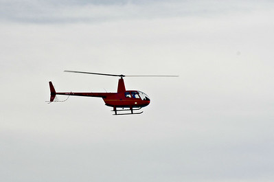 Helicopter rides seem to be popular in Destin area